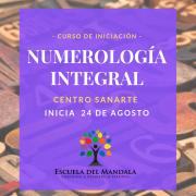 Curso Numerologia Santiago