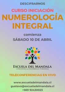 Curso Numerologia Integral